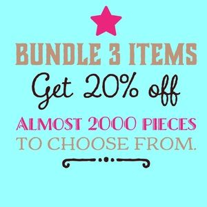 Other - 20% off sale